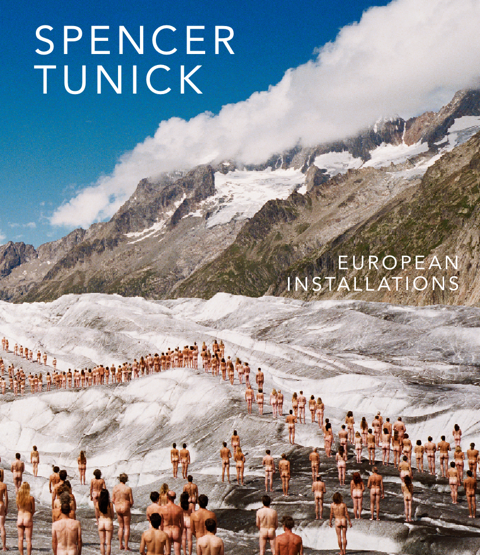 Spencer Tunick: Eurpoean Installations